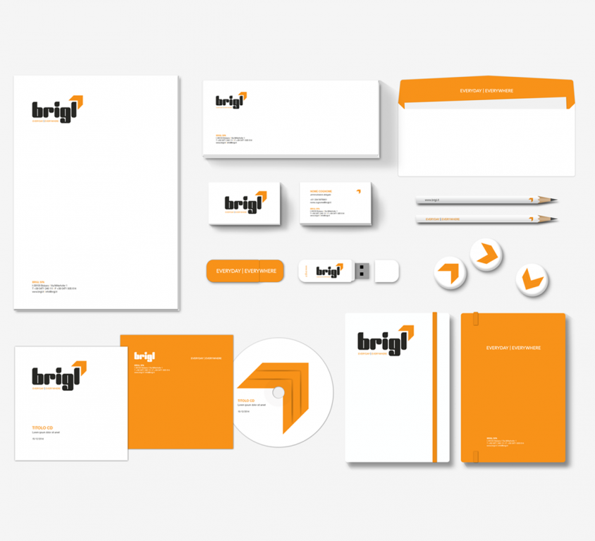 Brigl corporate image